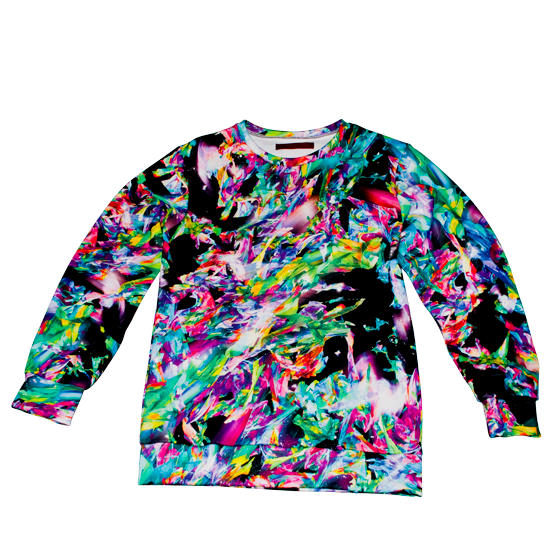 KILLER LUMINOUS(Crew neck sweatshirt)